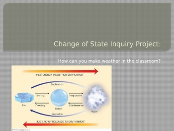 ALesson 03 Make Weather Inquiry Project