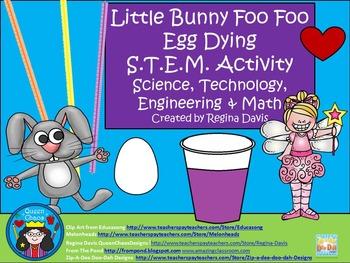 STEM Science, Technology, Engineering & Math:  Little Bunn