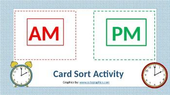 AM/PM Sort