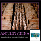 ANCIENT CHINA - A Unit That's Elementary FUN!