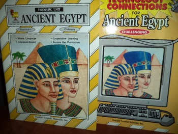 ANCIENT EGYPT    TECHNOLOGY CONNEC  (SET OF 2)