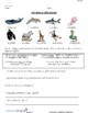 ANIMALS AND HABITATS (ITALIAN 2016 EDITION)