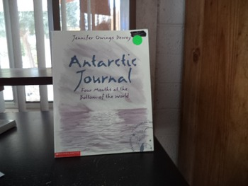 ANTARCTIC JOURNAL BY JENNIFER OWINGS DEWEY