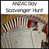 ANZAC Day Scavenger Hunt