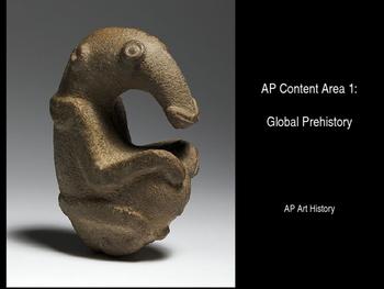 AP Art History Content Area 1 Review