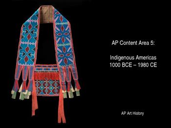AP Art History Content Area 5 Review