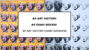 AP Art History Preparation for the Exam