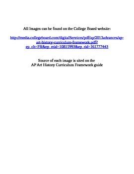 AP Art History Test on 15th Century Northern and Italian 20,21