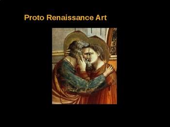 AP Art History Unit 5 ProtoRenaissance Powerpoint