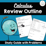 AP Calculus AB Review Study Guide with Problems