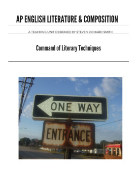 AP English Literature: Command of Literary Techniques with