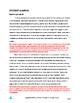 AP English Literature: Prose Free Response, Scoring Guide,
