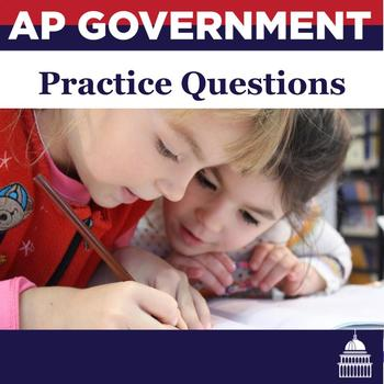 AP Government Practice Questions with Key