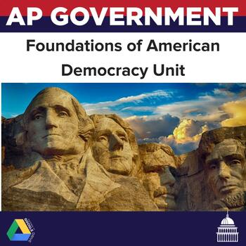 AP Government Unit: Constitutional Underpinnings Unit