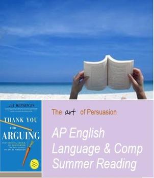 AP Lang Summer