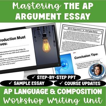 AP Language and Composition: Mastering the Argumentative E
