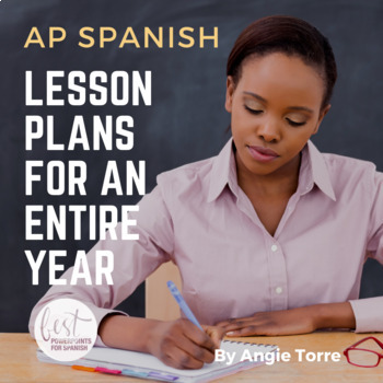 AP Lesson Plans and Curriculum for an Entire Year Digital Version
