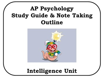 AP Psychology Study Guide