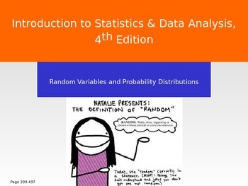 AP Statistics Chapter 7 - Random Variables and Probability