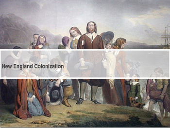 AP US History Key Period 2: New England and Middle Colonie