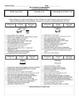 AP U.S. History Rubric - Long Essay, DBQ, Short Response (