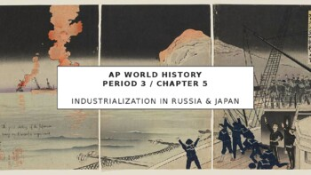 AP World History - Lecture 28 - Tsarist Russia and Meiji Japan