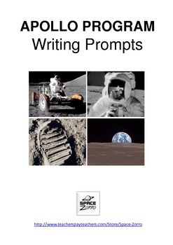 APOLLO Writing Prompts ( Gifted and Talented )