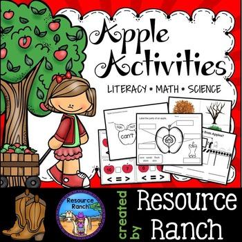 APPLES | Printables | Activities