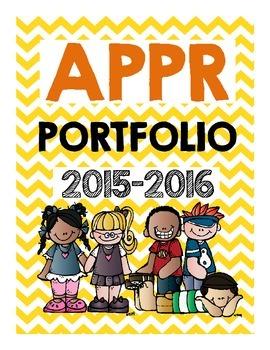 APPR PORTFOLIO 2015-2016
