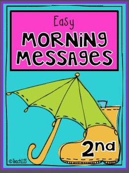 Morning Messages - 2nd