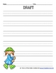 APRIL SHOWERS - RAIN: A differentiated writing resource fo