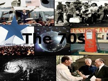 APUSH Power Presentation: The Seventies