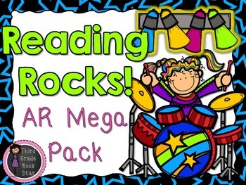 AR Mega Pack ~ Rock Star Readers