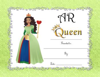 AR Queen green1