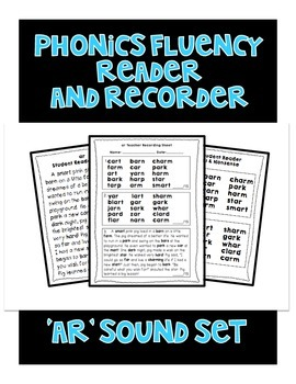 AR Sound - Phonics Fluency Assessment