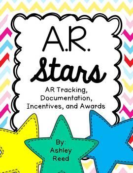 AR Stars {Managing Your Classroom AR Program}