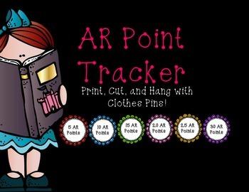 AR Tracker