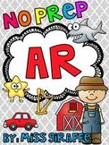 AR Worksheets & Activities {NO PREP!}