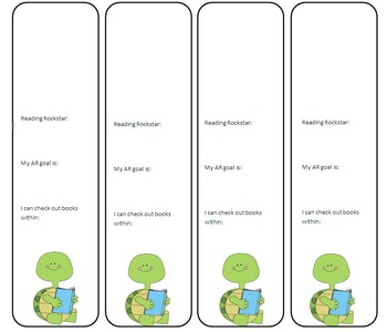 AR bookmarks