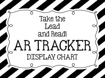 AR tracker display