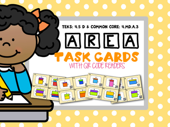 AREA TASK CARDS WITH QR READERS