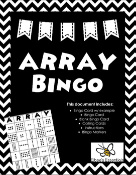 ARRAY Bingo