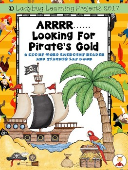 ARRRR......Looking For Pirate's Gold  (Emergent Reader and