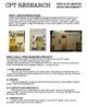 ART - CPT Project - SHOE ART