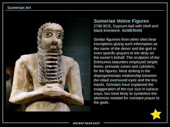 ART HISTORY: The Ancient Near East