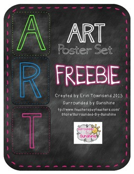 ART Poster Set