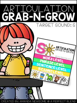 ARTICULATION GRAB-N-GROW: S