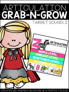 ARTICULATION GRAB-N-GROW: Z