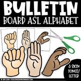 ASL Alphabet American Sign Language Clipart Bundle