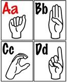 ASL Alphabet Freeze